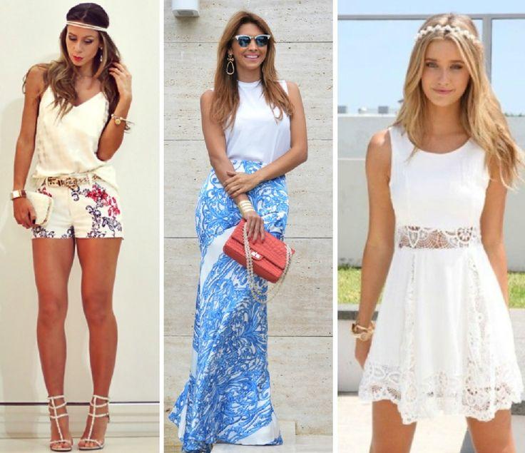 Modelos de Vestidos para Reveillon 2015/2016: Roupas, looks, acessórios para…