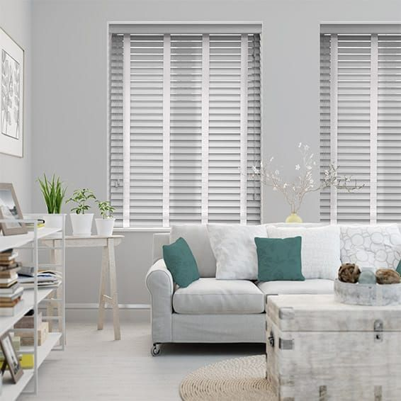 Living Room Curtains Argos Traditional Home Rooms Best 25+ White Wooden Blinds Ideas On Pinterest | ...