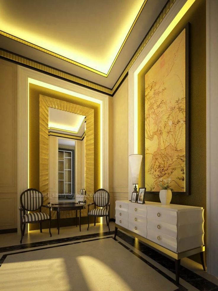 Modern Classic Interior Design Style
