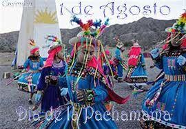 Día de la Pachamama – Para pedir lo Justo y devolver lo Necesario – Historia http://www.yoespiritual.com/efemerides/dia-de-la-pachamama-para-pedir-lo-justo-y-devolver-lo-necesario-historia.html