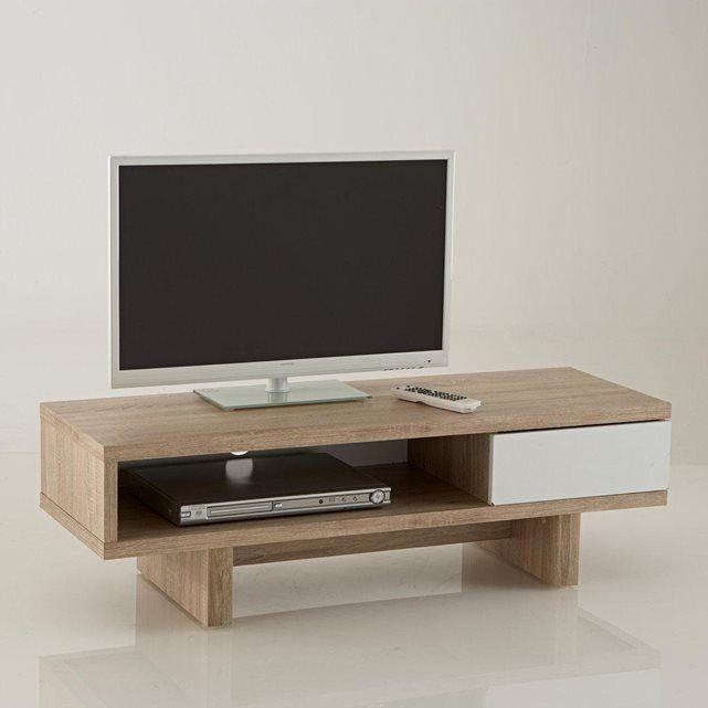 Les 25 meilleures id es concernant meuble tv avec support for Meuble qui cache la tv
