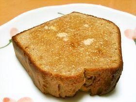 そば粉で味噌ケーキのおやつ 材料を以下に変更 そば粉160g 卵大1 白味噌27g 牛乳120cc ヨーグルト60g ココナッツオイル小さじ1 BP 小さじ1 1/2 砂糖 大さじ1(15g) 360度 35分