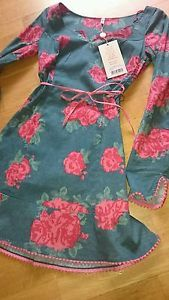 Blutsgeschwister Kleid xs Neu | eBay