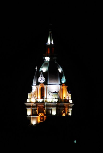 Day 172: Cathedral, Old Town Cartagena (Colombia)