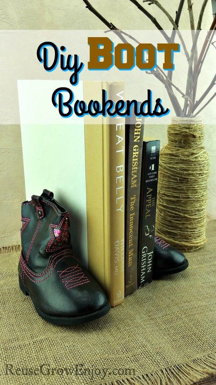 Have You Ever Thought About Making Your Own Diy Bookends There Are