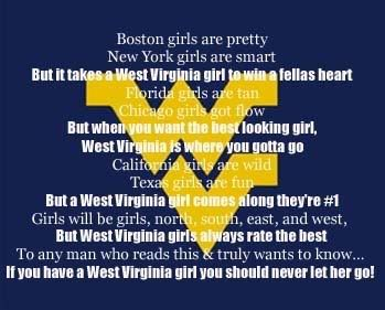 West Virginia Girls