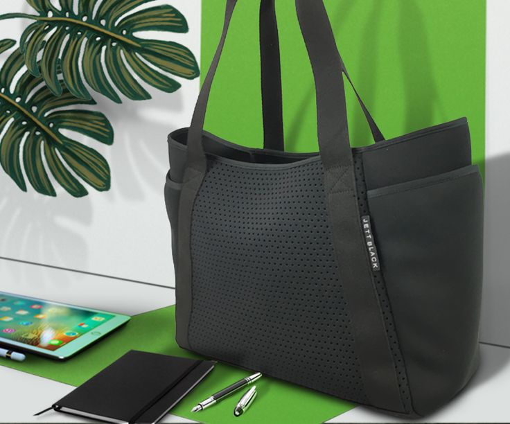 Jett Fuel Tote by Jett Black, Ideal for travel, gym, beach, baby, cafe, shopping & every day use. #Jetsetter #CarryAll