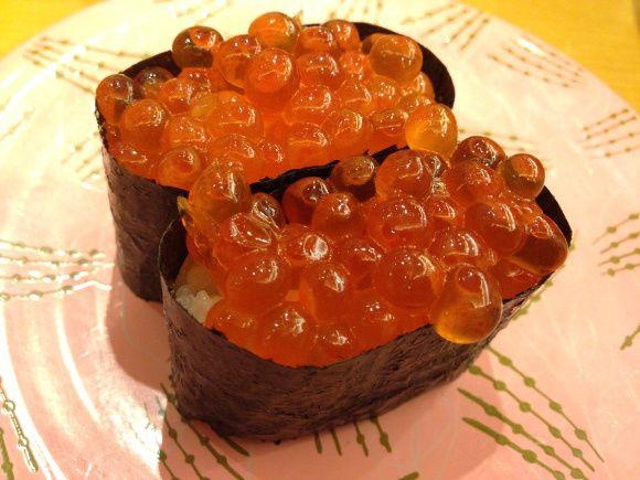 """Susi """"Ikura-Gunkan"""""""