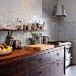 Landelijke keukens, wonen met rustieke charme