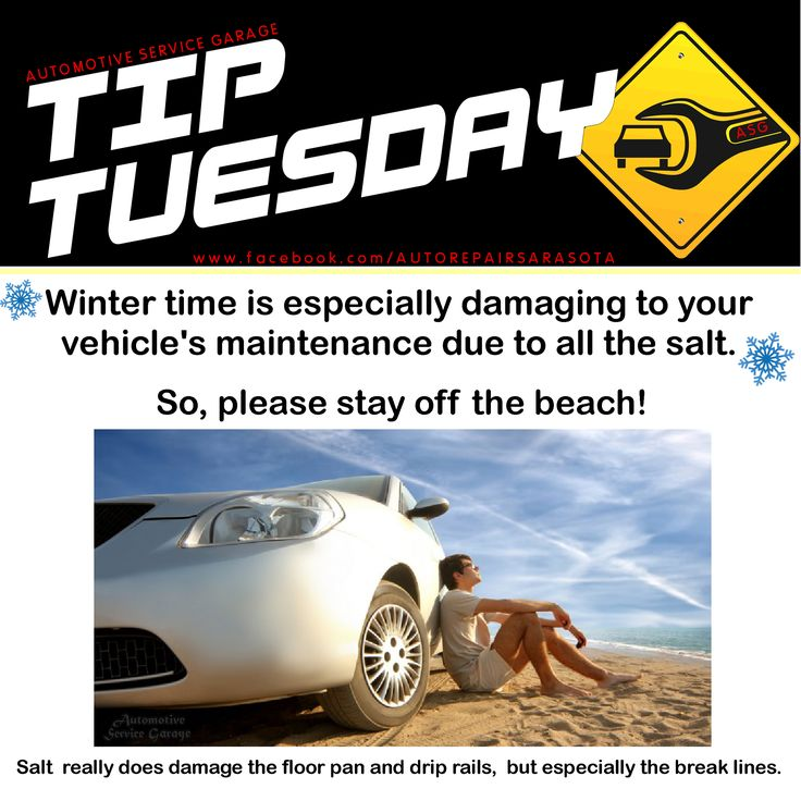 car care tip winter time is especially damaging to your vehicles maintenance due to all