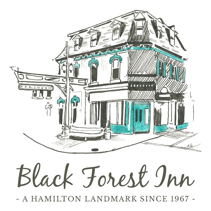 A Hamilton landmark since 1967, the Black Forest Inn has earned the reputation of serving the best in Austrian, German and Continental cuisine in the city.