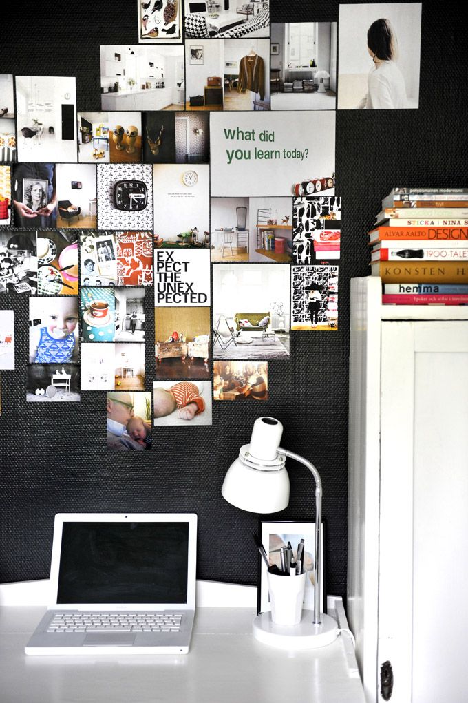 Great office idea. Stay positive and good things will come your way! And when they don't, it won't be as difficult to overcome.