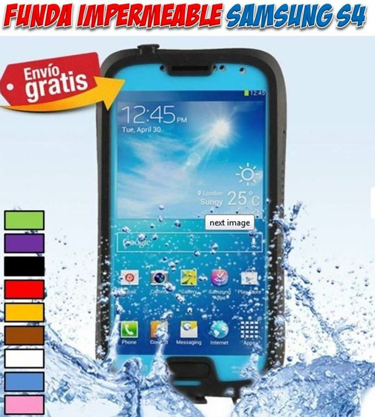 #funda #Samsung #impermeable #carcasa #móviles #telefono #telefonia #ofertas #descuentos Funda samsung Galaxy S4 impermeable. Venta fundas sumergibles, acuaticas e impermeables para teléfonos móviles Samsung. http://www.yougamebay.com/es/product/fundas-impermeables-telefonos-moviles-samsung-galaxy-s4---tienda-accesorios