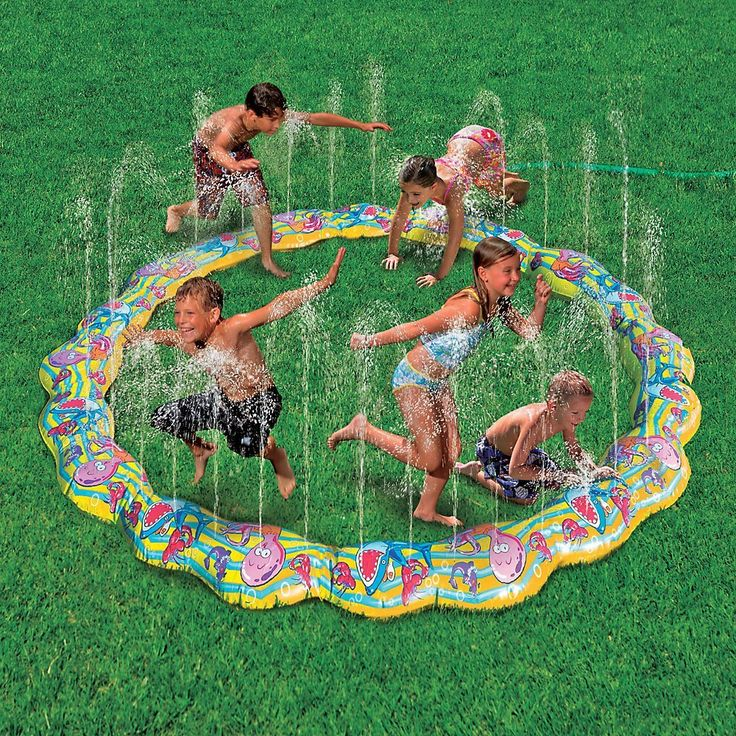 Best Water Toys For Kids : Best images about toy sprinklers for kids on