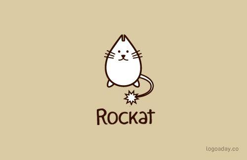 Rockat | All My Cat Logos