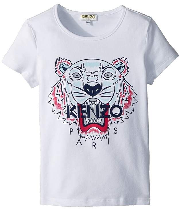 4f1a2a49 Classic Tiger Tee Shirt Girl's Clothing #Short#sleeves#neckline ...