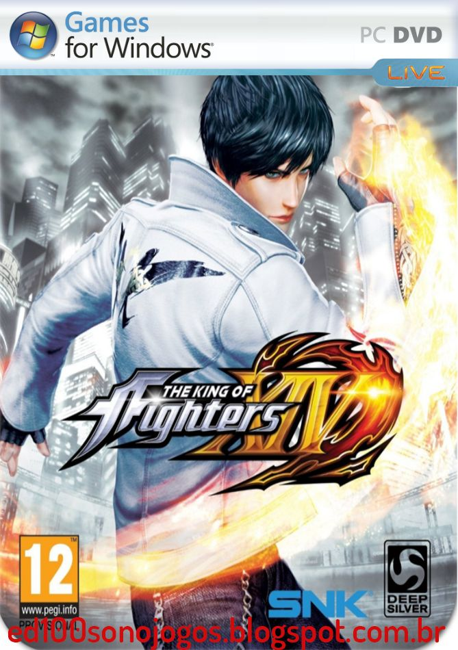 The King of Fighters KOF XIV Steam Edition (PC) Em PT-BR
