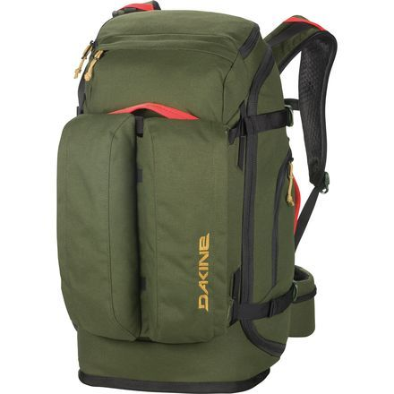 Trail building and maintenance is hard work, but you can make it a little easier on yourself with the Dakine 40L Builder's Pack. This portable toolshed includes an expandable chainsaw pocket for chopping down trees and a quick-access lopper sleeve for trimming branches and bushes. It also comes with a roll-up nail bag that keeps your nails and screws in one spot.