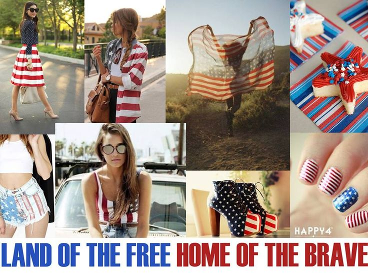 4th july fashion trends