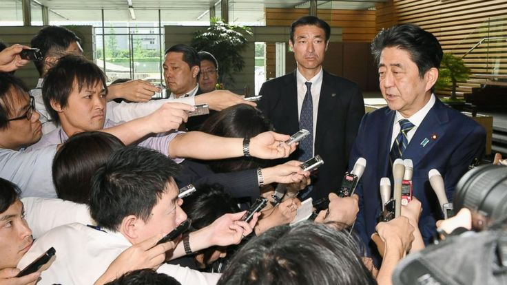 Japanese Prime Minister Shinzo Abe's ruling party is scrambling to control damage from an embarrassing defeat in Tokyo's city assembly elections, but experts say the stunning results could mean the beginning of the end to Abe's long reign.  Abe's scandal-laden Liberal... - #Election, #Japanese, #Leaders, #Lo, #Rule, #Shaken, #Tokyo, #TopStories