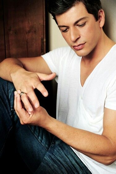 Patrizio Buanne! Great crooner of Italian and American standards.