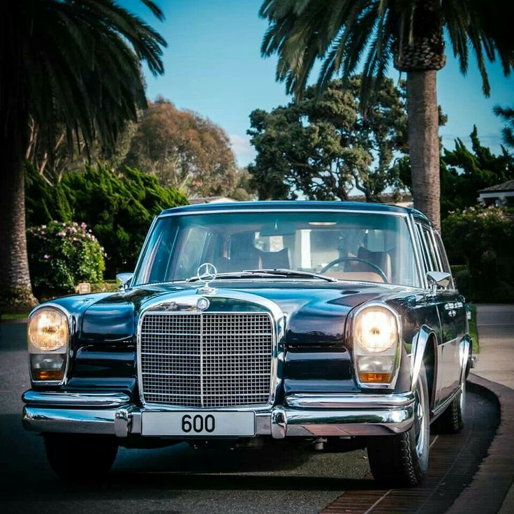 210 Best Classic Mercedes-Benz Cars Images On Pinterest