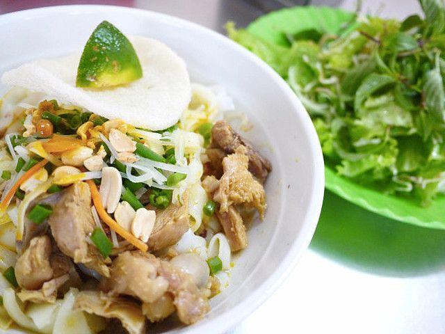 ベトナム・ダナンのご当地料理、汁なし和え麺「ミークワン」 - Peachy - ライブドアニュース