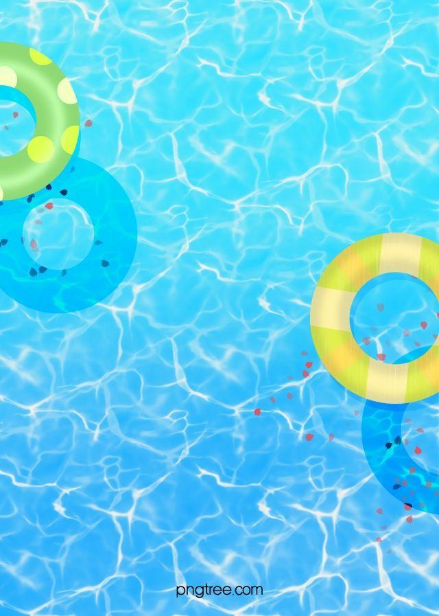Marca D Agua Fundo Da Piscina Azul Pool Party Themes Party Swimming Pool Pool