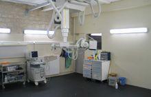 Radiographie numérisée fixe