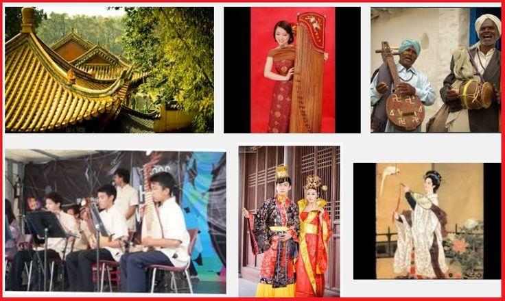 Música tradicional asiática