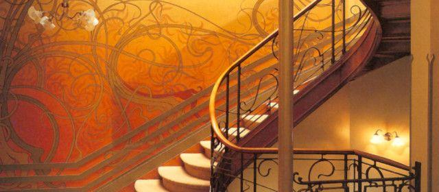 35 best images about la belle epoqu on pinterest in - Art nouveau mobili ...