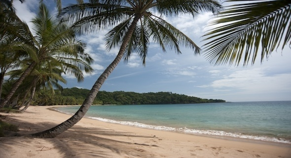 Bom Bom Island Resort-Ile de Principe-Sao Tome et Principe | Koming Up  on exclusivity on www.suite-privee.com   do not hesitate to ask a quotation