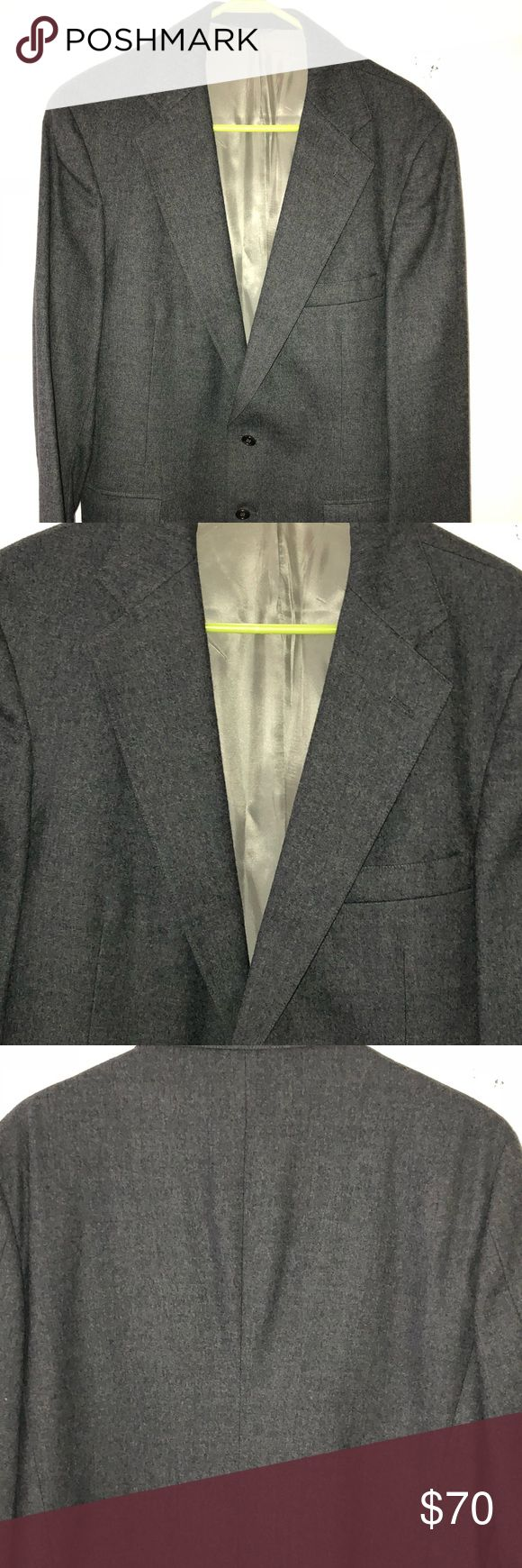 Men's Blazer Men's vintage wool blazer in excellent condition. 23 in chest 21 in Sleeve  30 in length By Ralph Lauren Polo Polo University Club Suits & Blazers Sport Coats & Blazers
