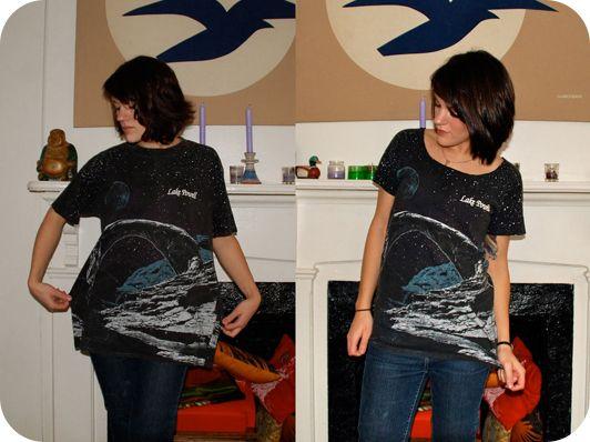 Best 25+ Cutting Big Shirts Ideas On Pinterest | Tee Shirt Cutting, Cutting  Shirts And Diy Cut Shirts