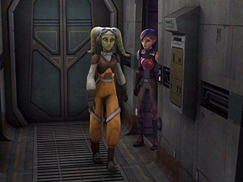 Star Wars Rebels : Hera & Sabine | Star Wars Rebels ...