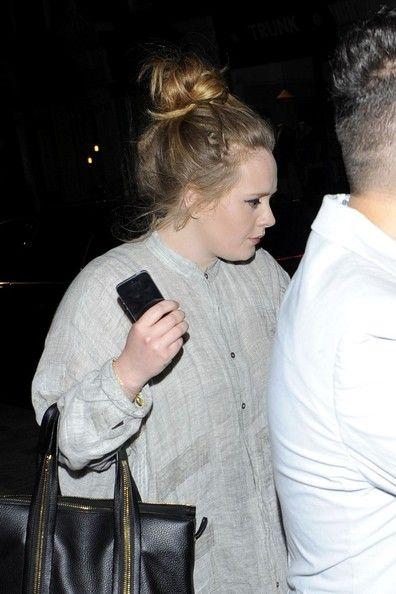 Adele Photos - Adele at Chiltern Firehouse - Zimbio