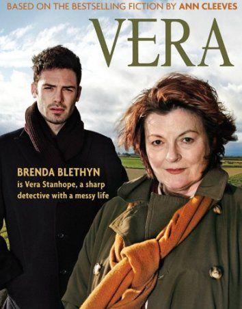 The Investigator At Heart Of ITV Series Vera