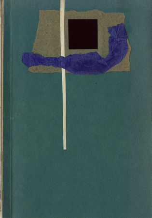 Libro illeggibile. no. 12 / Bruno Munari