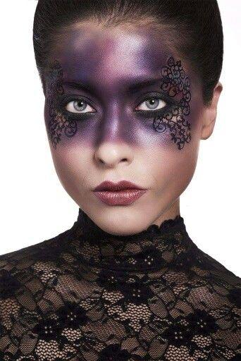 Artistic makeup Photot. Jarosław Antoniak Model: Ewa Retouche: Michał Wargin