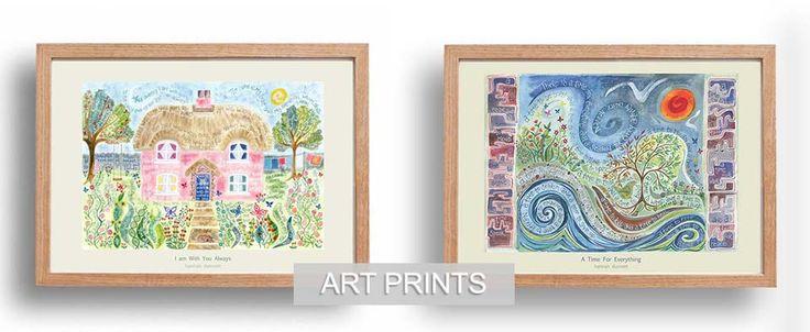 Ben and Hannah Dunnett USA homepage artwork slider image