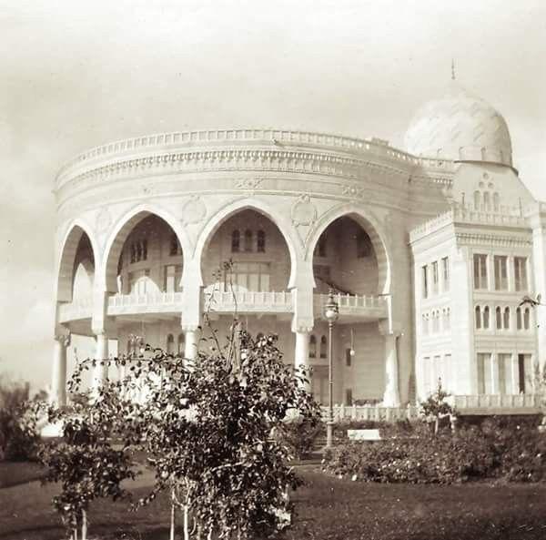 قصر الاتحاديه فندق هليوبوليس بالاس بحي مصر الجديده القاهره عام 1912 Reem Egypt Old Photos Architecture
