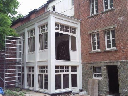 Maatwerk kroonlijsten en uitbouw eigen werk pinterest for Broring interieur