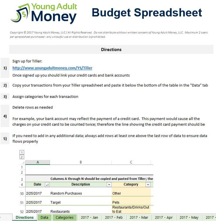 Best 25+ Budget spreadsheet ideas on Pinterest Family budget - excel budget spreadsheet