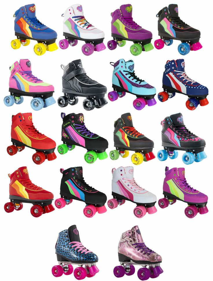 SFR Rio Roller Quad Skates #SFR