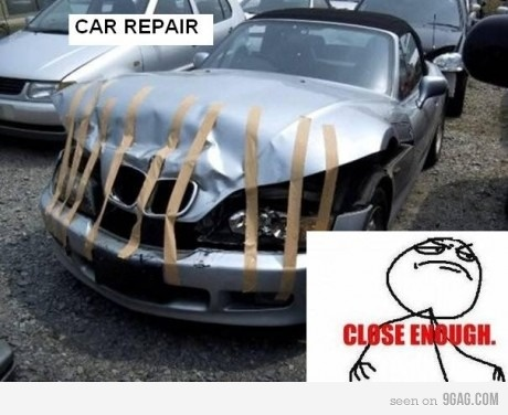 22 best images about stupid car repairs on pinterest car repair funny stuff and rednecks. Black Bedroom Furniture Sets. Home Design Ideas