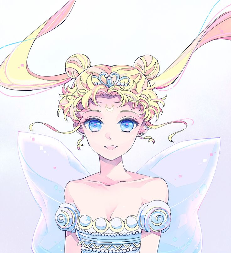 Pin By _himedereneko On Sailor Moon