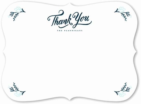Blank Thank You Card Template Luxury Thank You Messages Thank You Card Wording Ideas Thank You Note Cards Thank You Card Wording Thank You Card Template