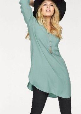 Dlouhá halenka BOCA, Vero Moda #avendro #avendrocz #avendro_cz  #fashion #discount #veromoda #blouse
