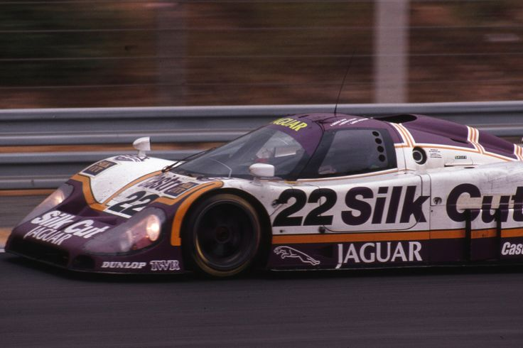 Jaguar XJR-9. 1988 Le Mans 24hr. | 24 hours of LeMans ...