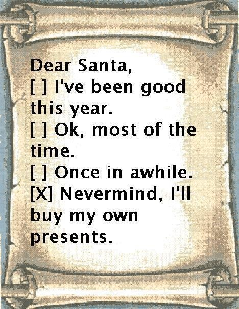 dear santa letters adults - photo #8